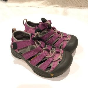 Keen Sandals Toddler Girl Water Shoes Size 11